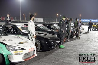 2017 Qatar Drift Championship Round 3 & 2017 Middle East Drift Championship Round 2 Schedule