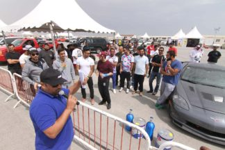 Qatar Mile – Final Round – Event Schedule