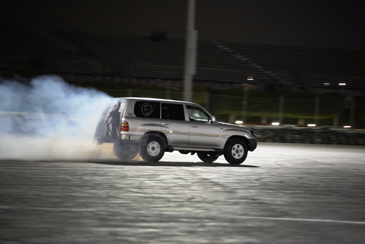2018-2019 4X4 Freestyle Drifting - Oprn Track Day - November (39)